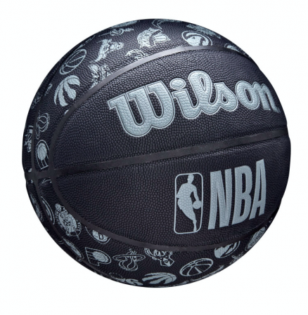Wilson NBA All Team Basketball - Универсальный Баскетбольный Мяч - 2
