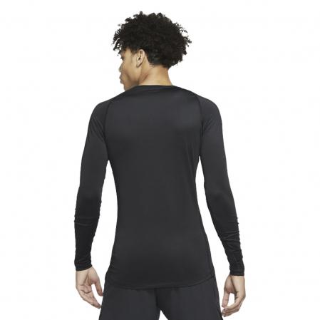 Nike Pro Tight Fit Long-Sleeve Top - Компрессионная Кофта - 3