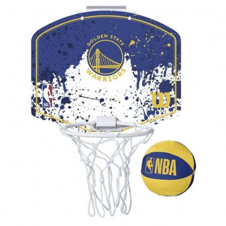 Wilson NBA Team Mini Hoop - Навесное баскетбольное мини-кольцо - 1