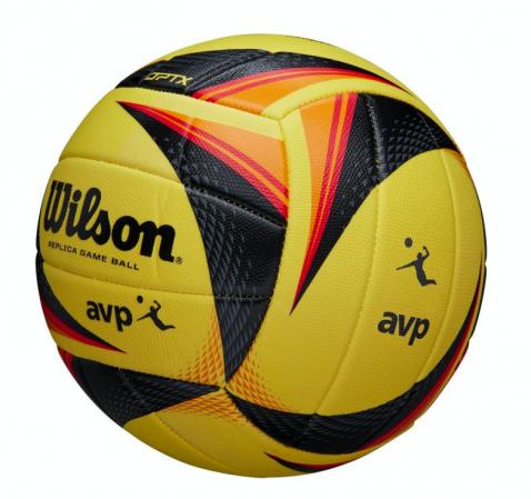 Wilson OPTX AVP Tour R - Мяч для Пляжного Волейбола - 3
