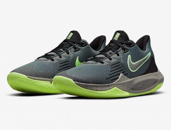 Nike Precision V - Баскетбольные Кроссовки - 3