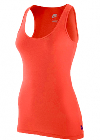 Nike Rib Tank - Женская Спортивная Майка - 1