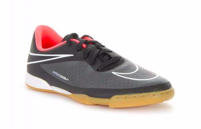 Nike Jr Hypervenom Phade IC - Детские Футбольные Кроссовки - 1