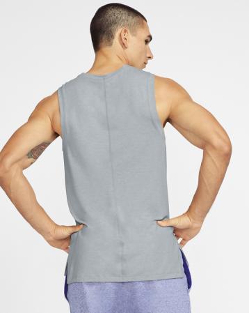 Nike Yoga Men's Tank - Спортивная Майка - 3