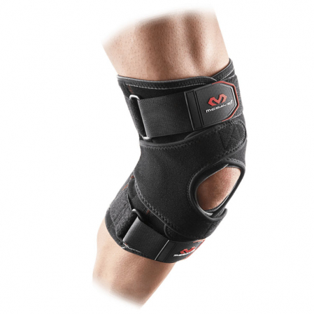 McDavid Vow™ Knee Support Wrap With Stays And Straps - Укрепляющий наколенник - 1