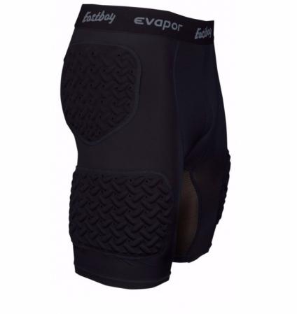Padded Compression Shorts - Компрессионные Шорты с Защитой - 3