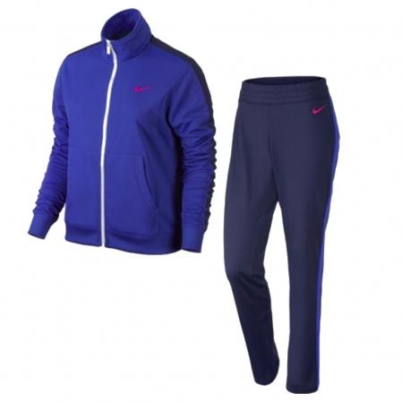 Nike Polyknit Tracksuit - Женский Спортивный Костюм - 1