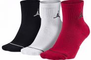 Jordan Jumpman Quarter Dri-Fit 3PPK - Баскетбольные Носки