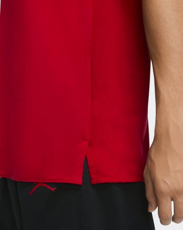 Jordan Air Dri-Fit SS Top - Мужская футболка для тренинга - 4