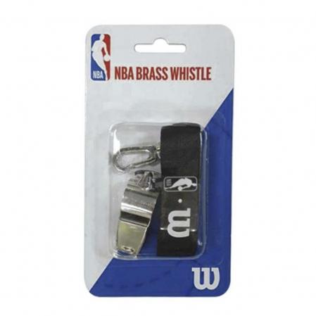 Wilson NBA Brass Whistle - Спортивный Свисток - 1