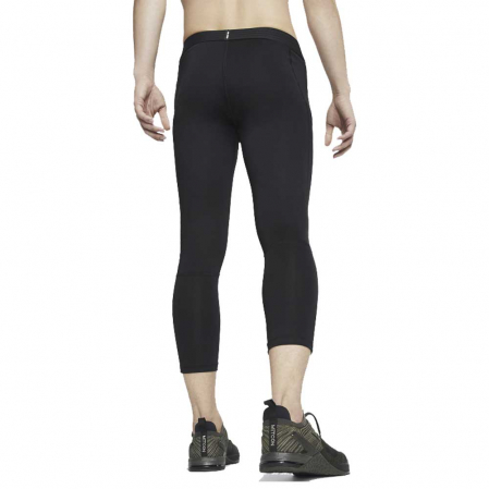 Nike Pro 3/4 Tights - Компрессионные Штаны - 4