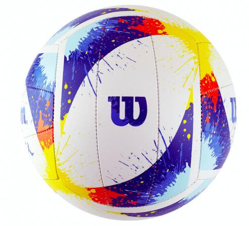 Wilson AVP Splatter - Мяч для Пляжного Волейбола - 2