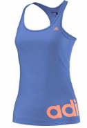 Adidas Ess Linear Tank - Женская Спортивная Майка
