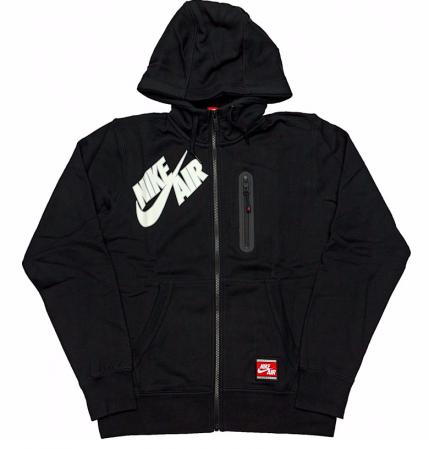 Nike Air Bonded Hoody - Мужская Кофта - 2