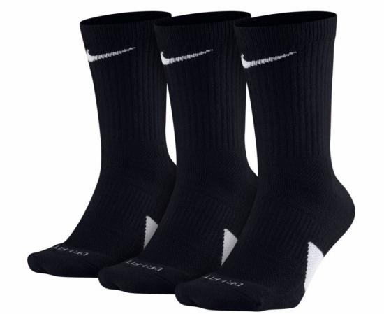 Nike Elite Crew 3 Pack - Баскетбольные Носки - 1