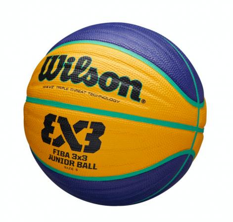 Wilson FIBA 3x3 Junior Game Basketball - Мяч для стритбола - 5