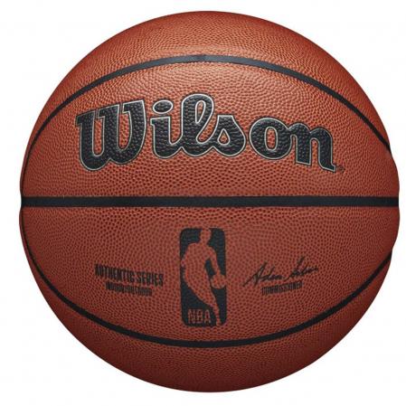 Wilson NBA Authentic Series Indoor Outdoor - Универсальный Баскетбольный Мяч - 1