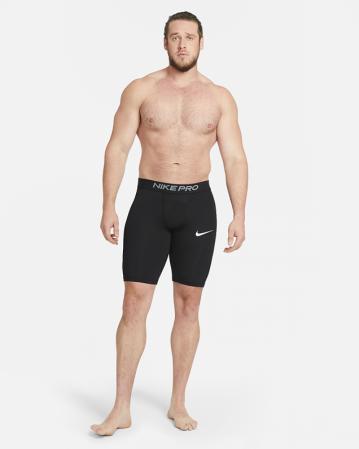 Nike Pro Long Shorts - Компрессионные Шорты - 4