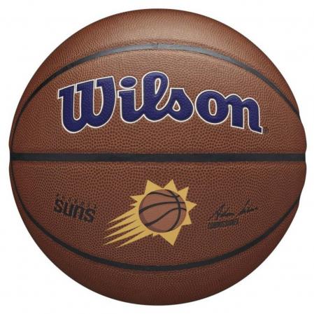 Wilson NBA Team Alliance Basketball - Баскетбольный Мяч - 1