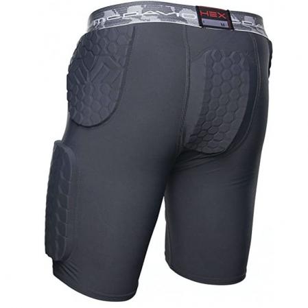 McDavid Hex Thudd Protection Short - Компрессионные шорты с защитой - 3