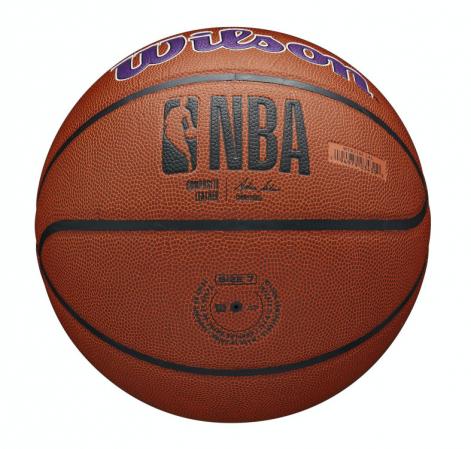 Wilson NBA Team Alliance Basketball - Баскетбольный Мяч - 3