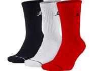 Jordan Jumpman Dri-Fit 3PPK - Баскетбольные носки (3 пары)