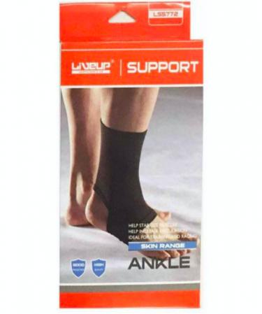 LiveUp Ankle Support - Фиксатор Лодыжки - 1