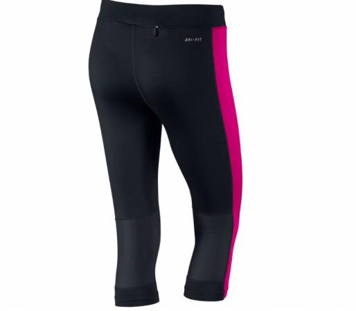 Nike Essential Capri 3/4 Women's Running Tights - ЖЕНСКИЕ ЛОСИНЫ(ЛЕГГИНСЫ) - 2