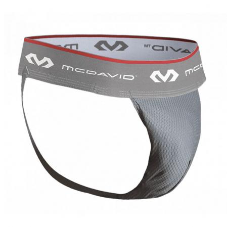 McDavid Athletic Supporter & Mesh - Корсет для паха с защитной чашечкой - 1