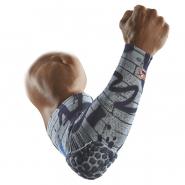 McDavid Hex Reversible Arm Sleeve - Компрессионный рукав с защитой (Двухсторонний)