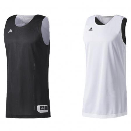 Adidas Reversible Crazy Explosive Jersey - Двухсторонняя Баскетбольная Майка - 1