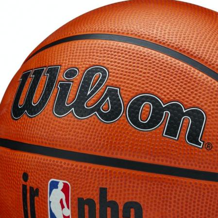 Wilson JR. NBA Authentic Outdoor Basketball - Универсальный Баскетбольный Мяч - 6