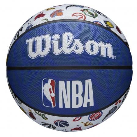Wilson NBA All Team Basketball Outdoor - Уличные Баскетбольный Мяч - 1