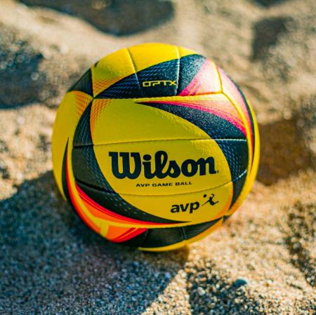 Wilson OPTX AVP Game Ball - Мяч для Пляжного Волейбола - 3
