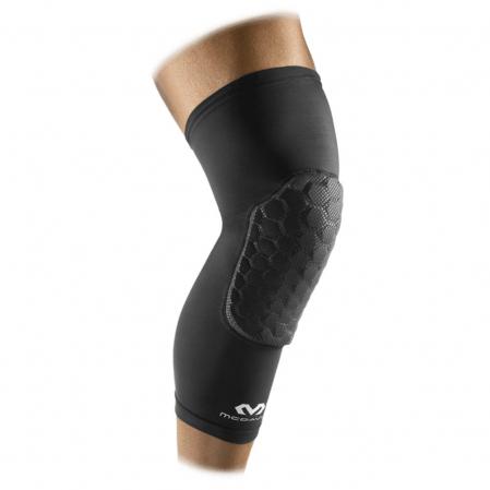 McDavid Extended Compression Leg Sleeve with Hexpad - Компрессионный Наколенник с Защитой(2 штуки) - 1