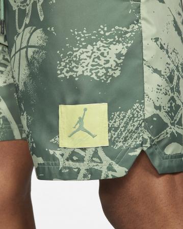 Jordan Flight Men's Printed Poolside Shorts - Мужские Купальные Шорты - 4