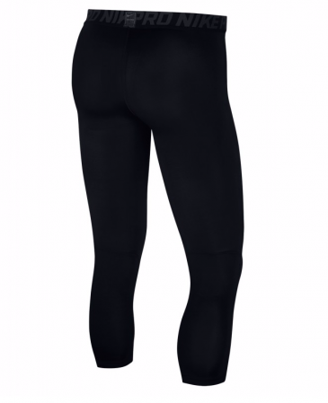 Nike Pro Men's 3/4 Training Tights - Компрессионные Штаны - 2