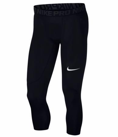Nike Pro Men's 3/4 Training Tights - Компрессионные Штаны - 1