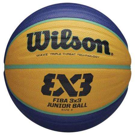 Wilson FIBA 3x3 Junior Game Basketball - Мяч для стритбола - 1
