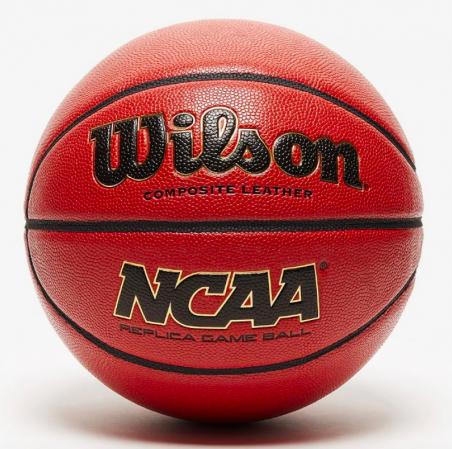 Wilson NCAA R Game Ball - Баскетбольный мяч - 1