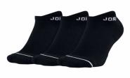 Jordan Jumpman Dri-Fit No-Show 3PPK - Баскетбольные носки (3 пары)