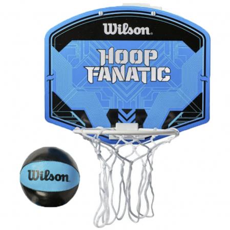 Wilson Hoop Fanatic Mini - Навесное баскетбольное мини-кольцо - 1