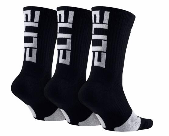 Nike Elite Crew 3 Pack - Баскетбольные Носки - 2