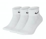 Nike 3ppk Value Cotton Quarter - Спортивные Носки