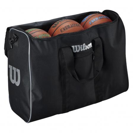 Wilson 6 Ball Travel Bag - Сумка для 6 мячей - 1