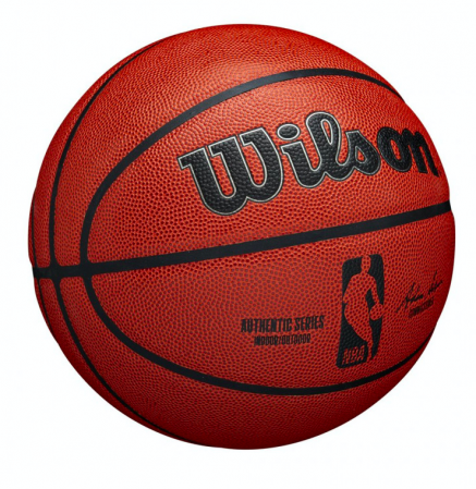 Wilson NBA Authentic Series Indoor Outdoor - Универсальный Баскетбольный Мяч - 3