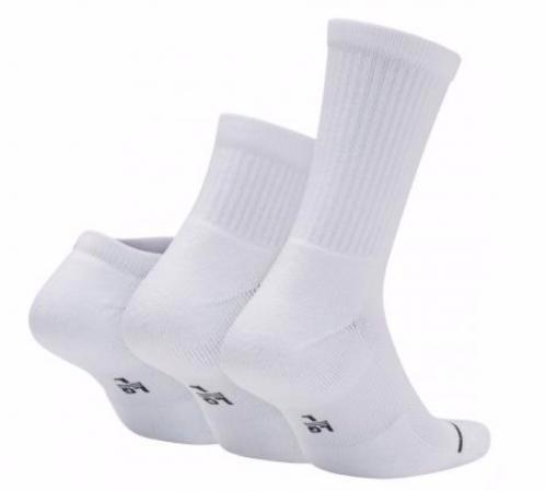 Air Jordan Waterfall 3PPK - Баскетбольные Носки - 2
