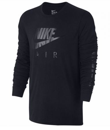Nike Air Long Sleeve Tee - Мужская Кофта - 1