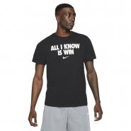 "Nike ""All I Know Is Win"" Men's Basketball T-Shirt - Мужская Футболка"