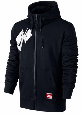 Nike Air Bonded Hoody - Мужская Кофта - 1